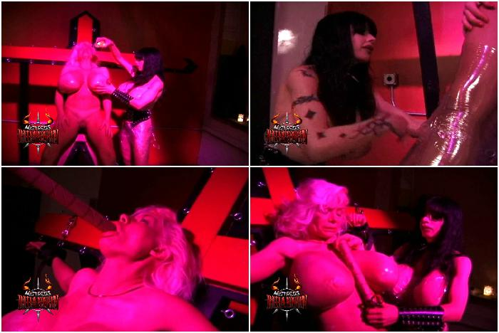 Mistress Rhiannon Megapack-Gigant Tits-clip  52