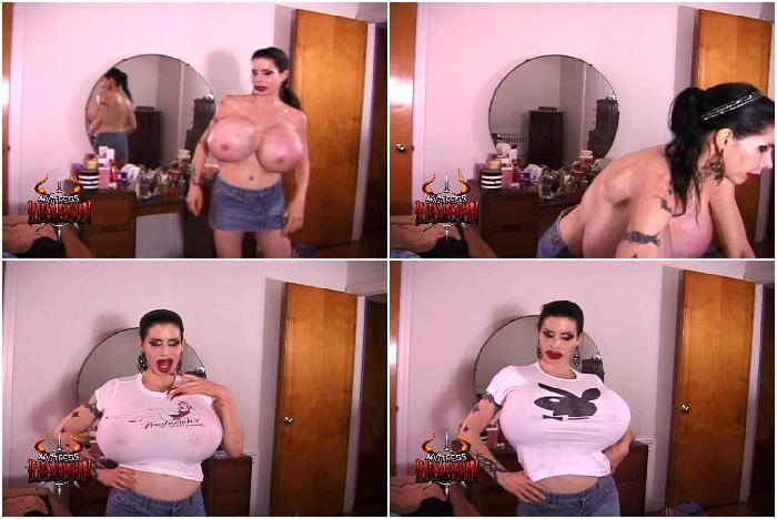 Mistress Rhiannon Megapack-Gigant Tits-clip  89