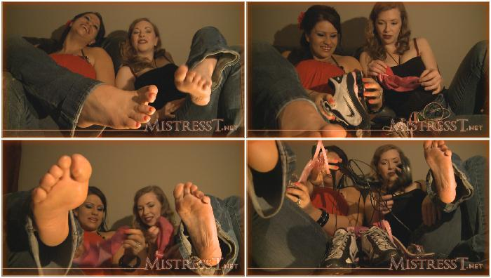 candid foot and shoe fetish humiliation