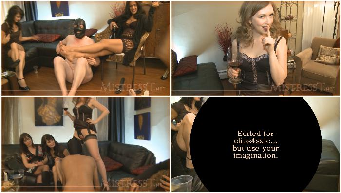 goddess party4 part9 pussy slaves