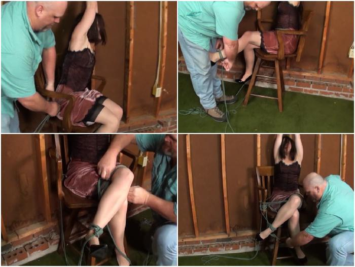 Annabelle stool wmv