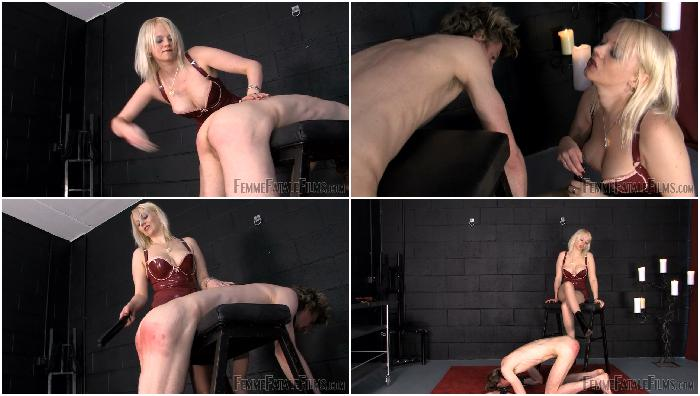 Mistress Heather - The Apprentice Slave Stage Two
