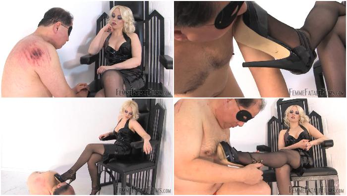 Mistress Heather - Dirt Slave Degradation