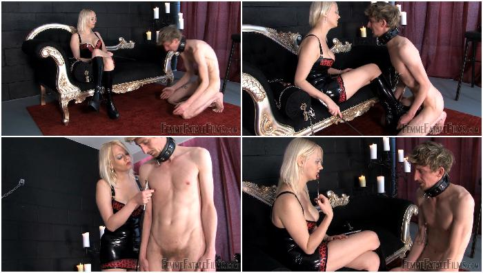 Mistress Heather - The Apprentice Slave Stage One