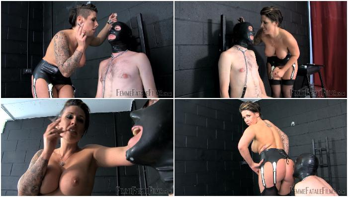 Mistress Jenna - Smoke, Spit And Champagne