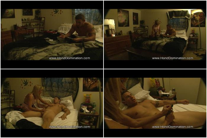 07 26 Jessica Sexxton - Witness a Mothers unusual methods to help SON fall asleep