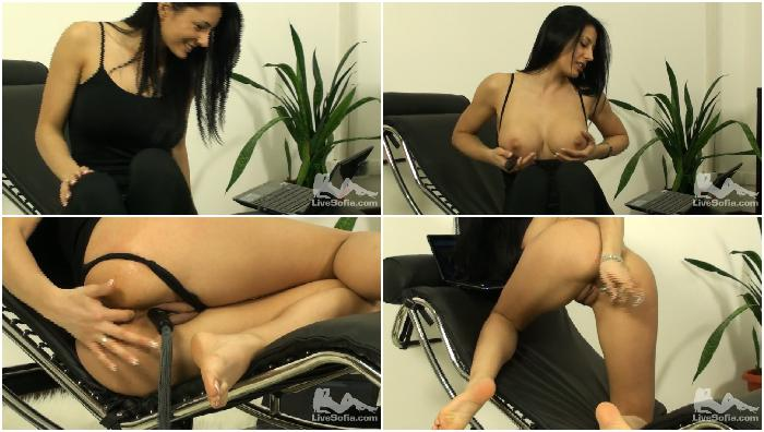Live Squirt Show 18