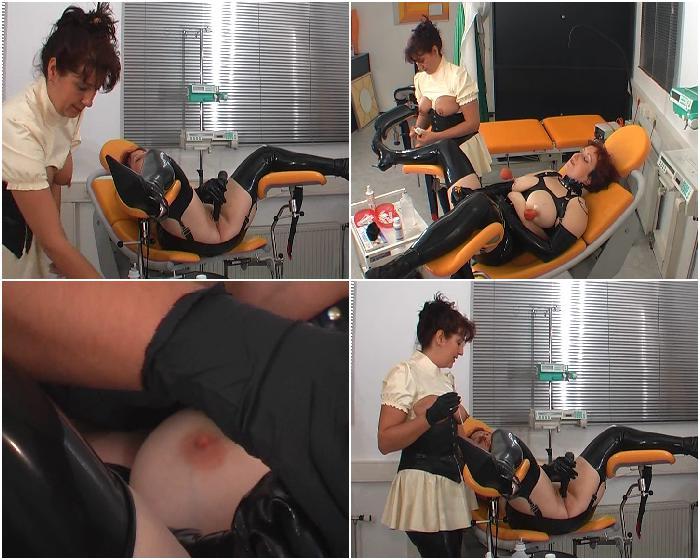 mov 66 Ina and Valerie Catheter Slut III