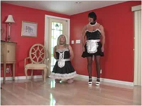 Cum loving sissy maid