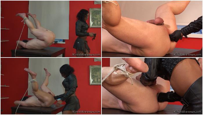 mistress kiana stretched and milked complete hd