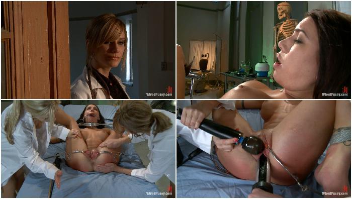 2012-05-06 7489 Medical Testing Micah Moore, Maitresse Madeline, Ashley Fires