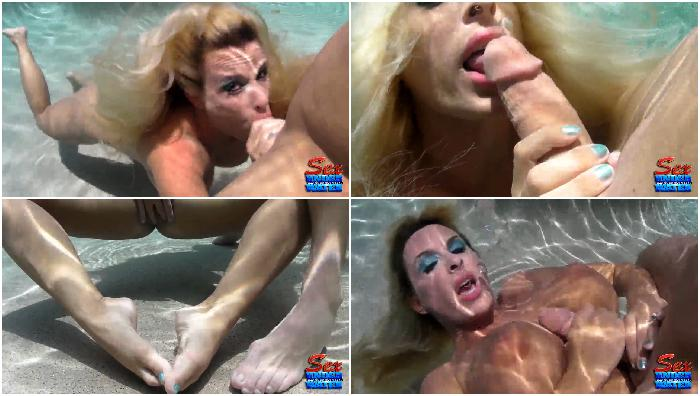 Holly Halston - Suck Submerged