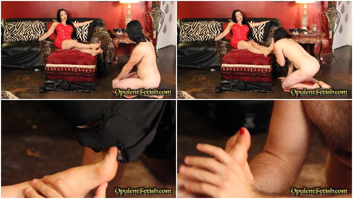 Foot Fetish Fantasy