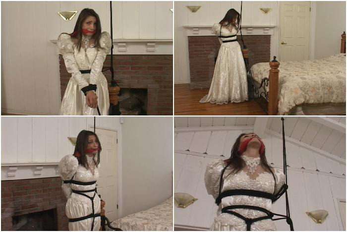Bride Bound and Gagged - Celeste Star