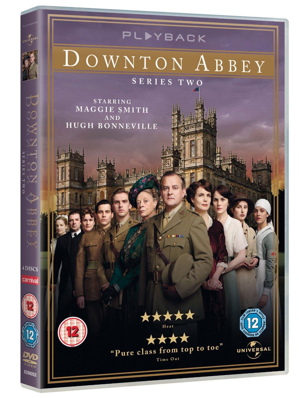 Downton Abbey – Complete Season 2 + Special – MegauploadAgora.com.br