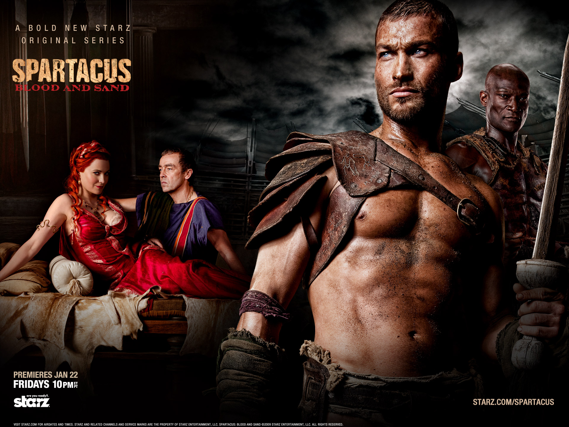 Spartacus vengeance s02e10 wrath of the gods video dailymotion.