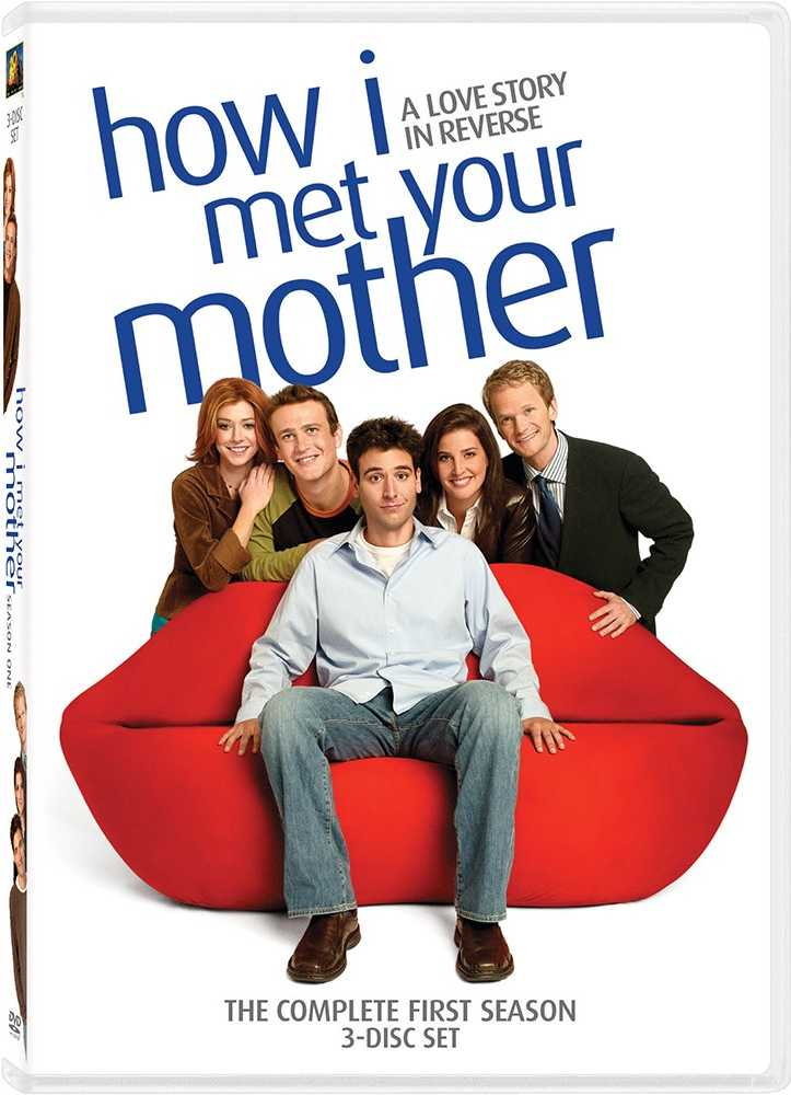How I Met Your Mother Complete Season 1 Megauploadagora Com Br
