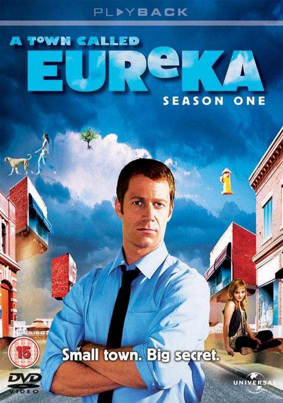 Eureka season 3.