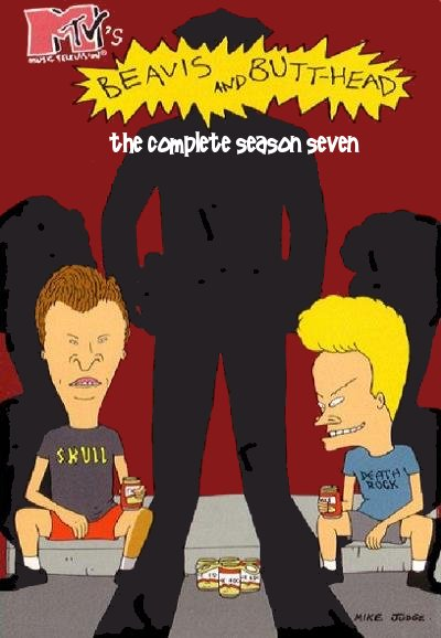 Beavis and butthead season 2
