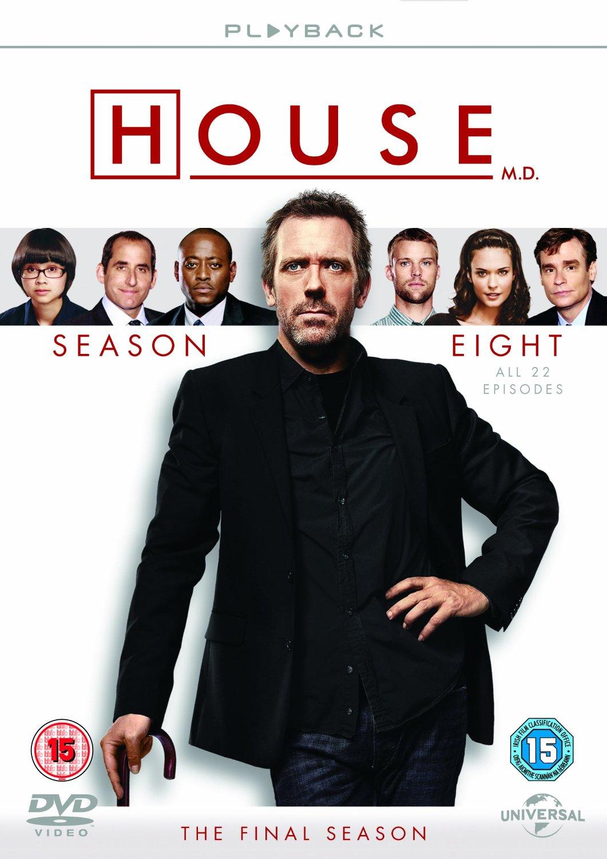 House md season 8 dvdrip