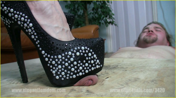 3048 - Lady Sophie Tramples The Slave Very Hard  - Apr 22 2015_m,