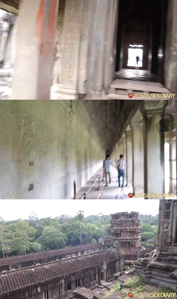 AsianSexDiary - Angkor Temple