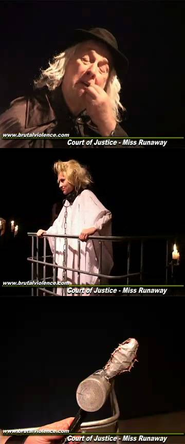 Court of Justice - Miss Runaway