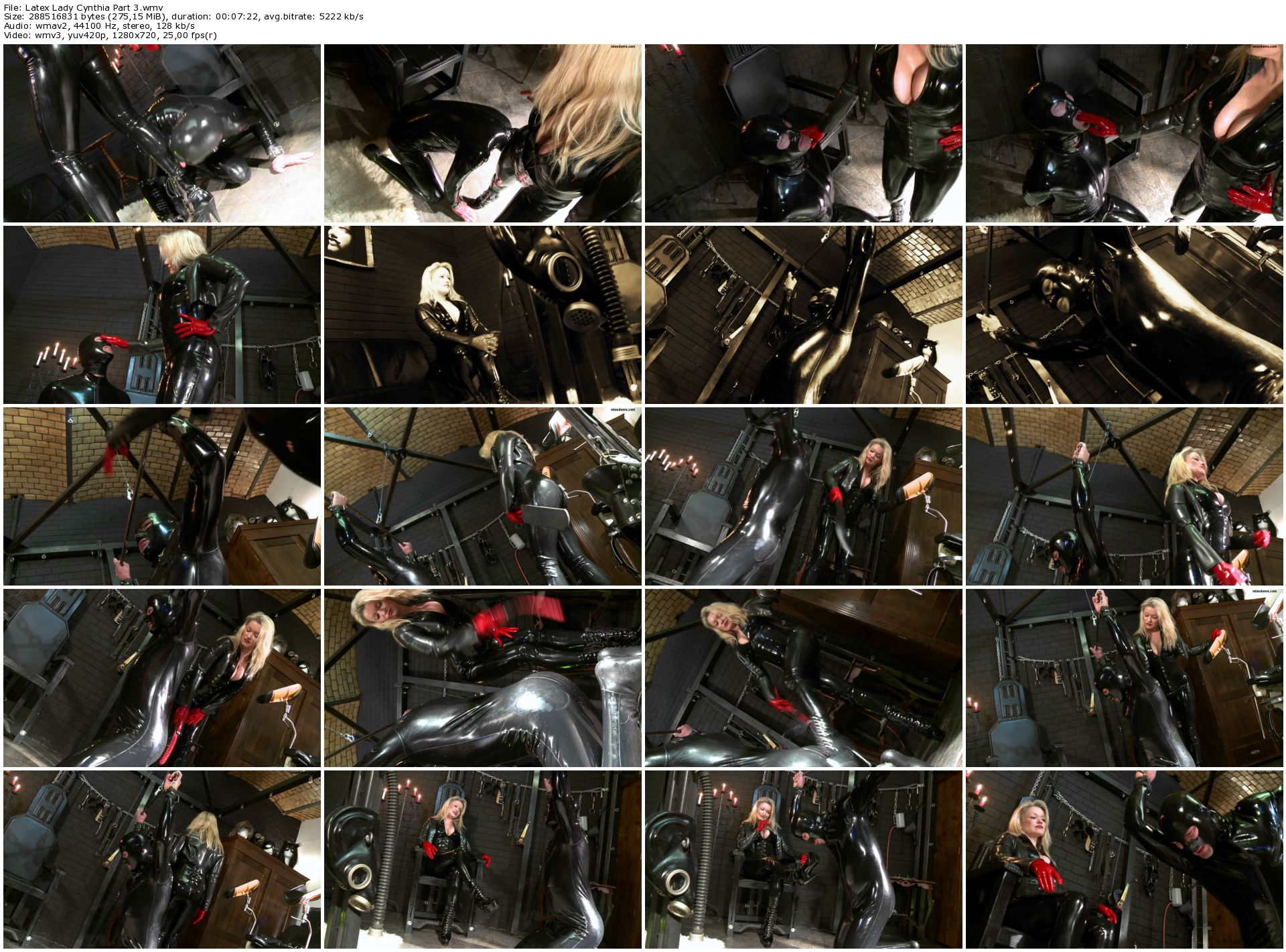 Latex Lady Cynthia Part 3_thumb,