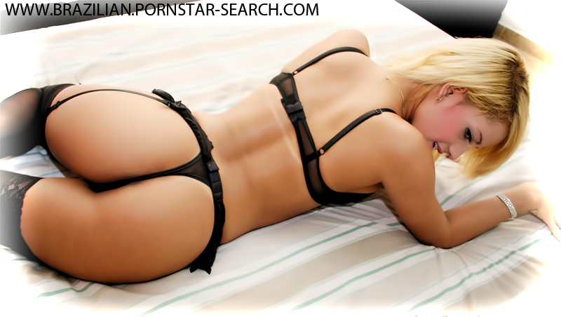 Carol Castro in hot black lingerie show us her amazing body  - CLICK HERE!