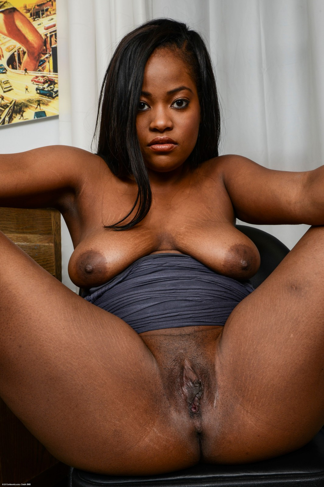 Naked raven only symone