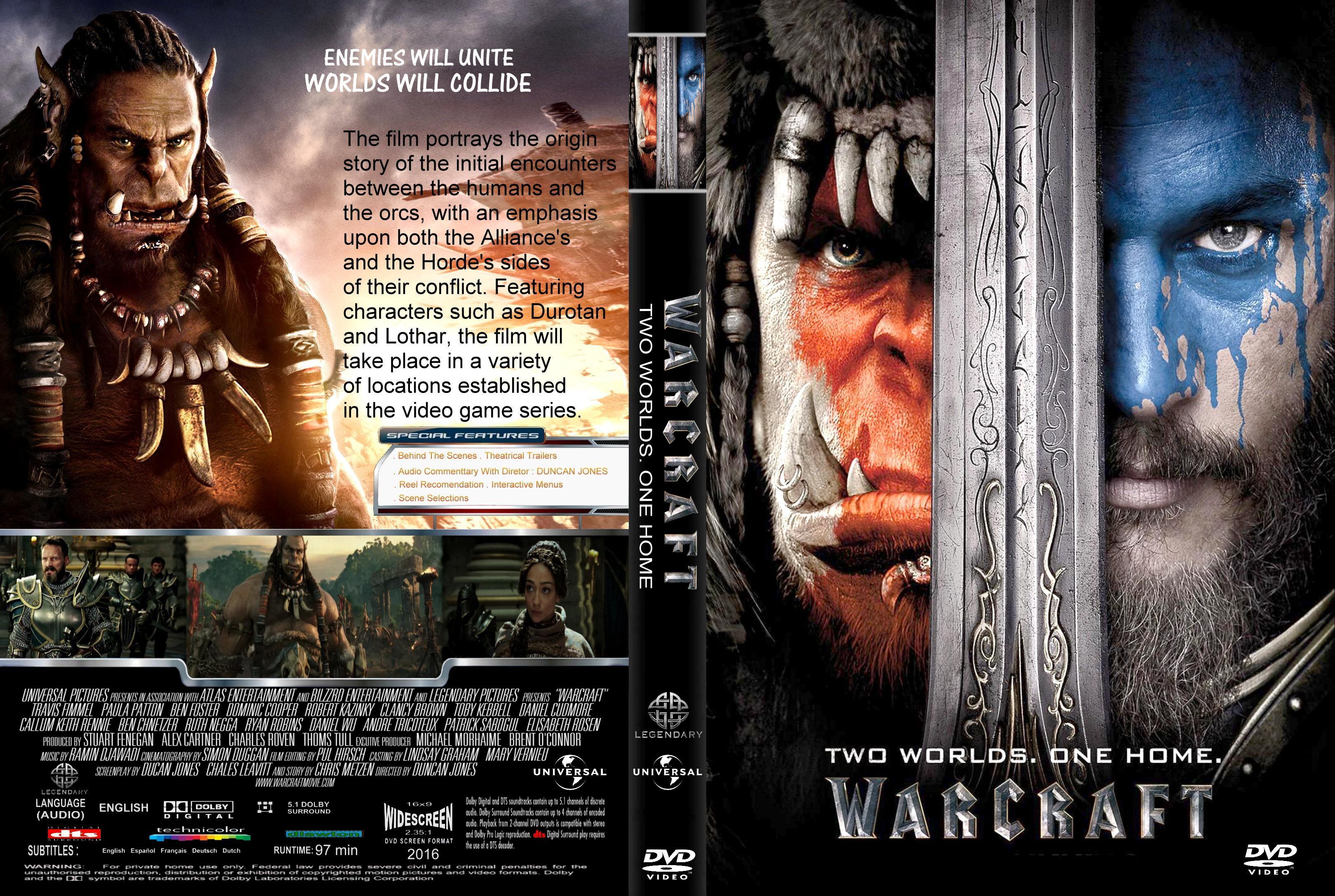 pimpandhost.com uploadded on 2016 AM ~]]] (Estreno) Warcraft El origen (Latino)