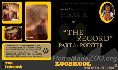 Zooskool - StrayX - The record part 3 | Home Made Zoo