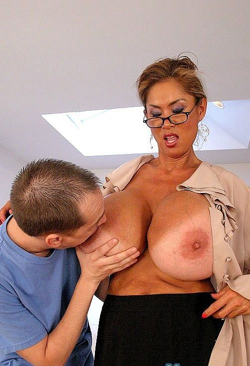 Asian MILF Legend Minka! - Mature, MILFs