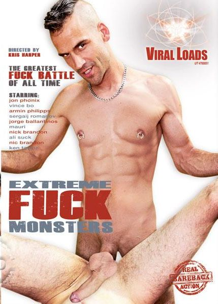 Extreme Fuck Monsters (2014)