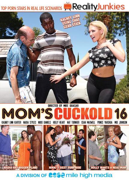 Moms Cuckold 16 (2014) - MILFs Kagney Linn Karter, Nadia Styles, Nikki Daniels
