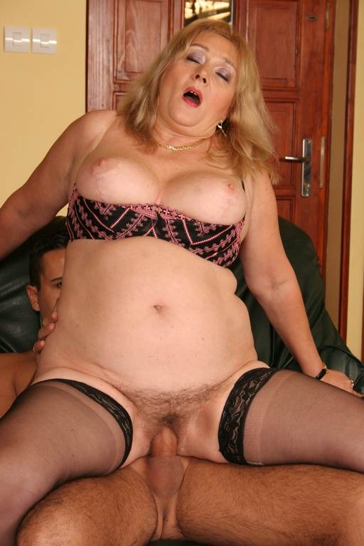 The elderly still need to get off! - Mature, MILFs