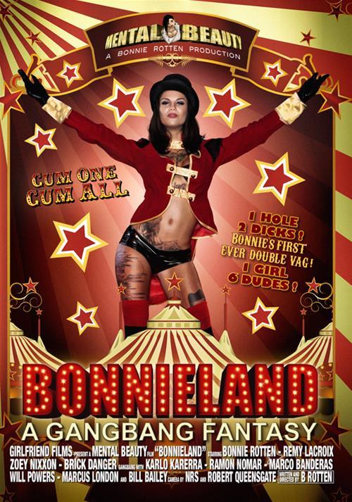 Bonnieland - A Gangbang Fantasy (2014) - Bonnie Rotten, Zoey Nixon