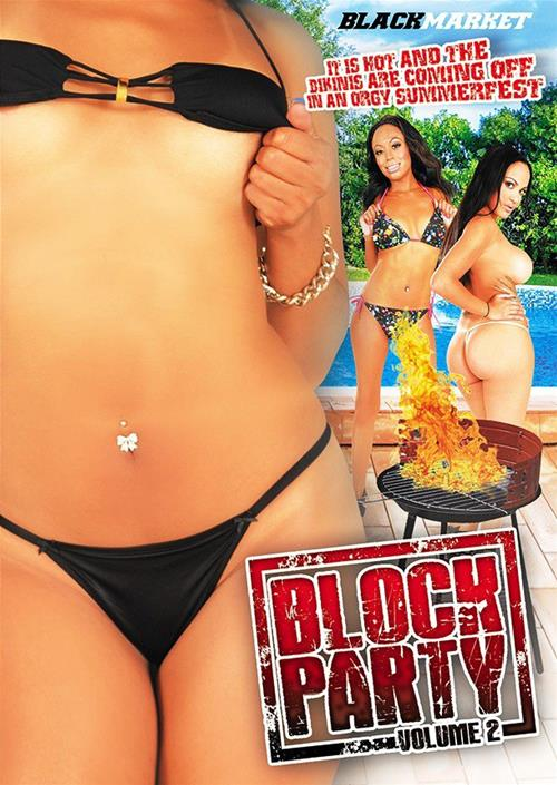 Block Party 2 (2014) - Chanell Heart, Kimberly Kendall