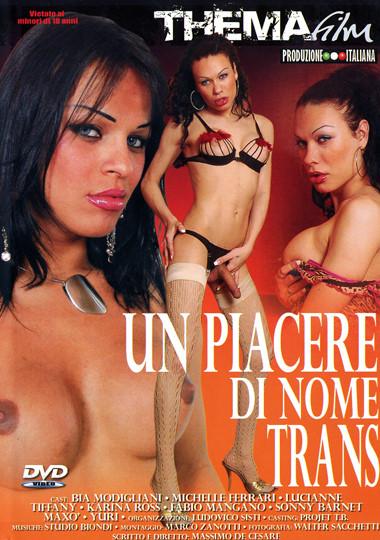 Un Piacere Di Nome Trans (2012) - TS Bia Modigliani