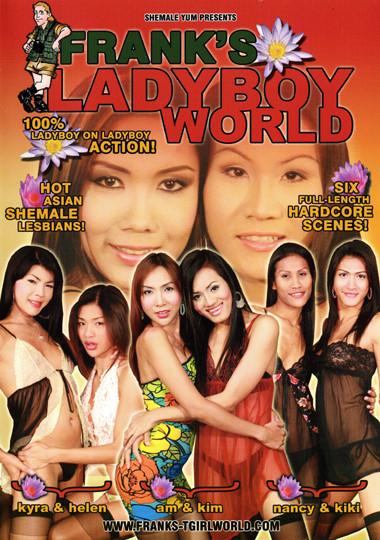 Frank's Ladyboy World (2007) - TS Kyra, Ice, Melissa