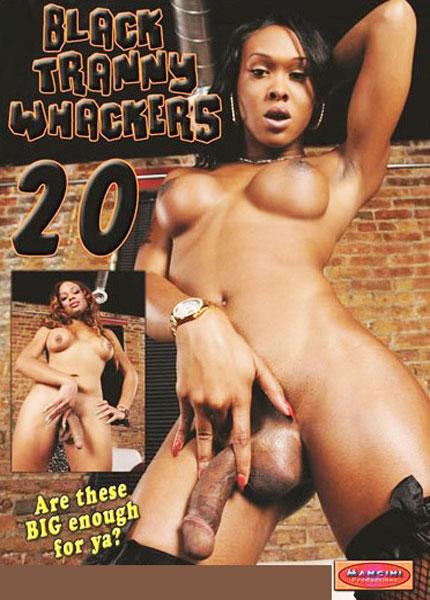 Black Tranny Whackers 20 (2013)