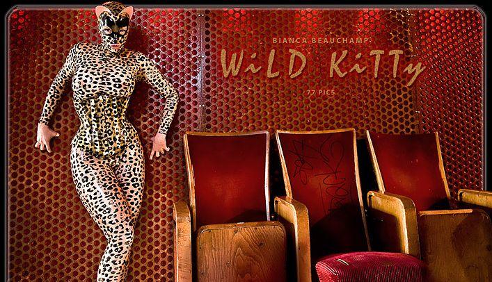 WILD KITTY - Latex Sex