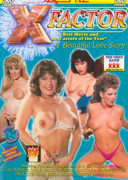 X-factor (1984) - Kristara Barrington