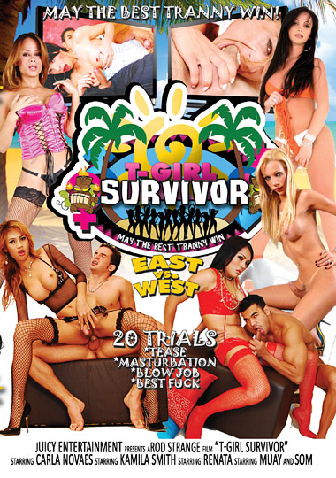 T-Girl Survivor - East and West (2011) - TS Carla Novales, Kamila Smith