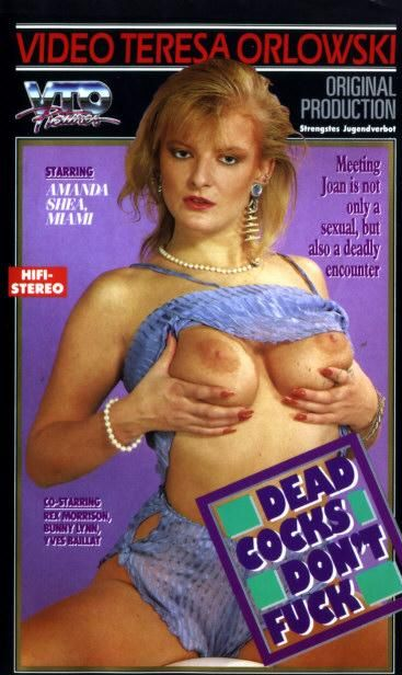 Dead Cocks Don't Fuck (1989) - Amanda Shear