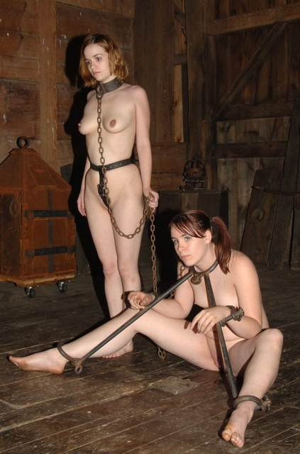 Two at a Time Part Two - Bondage, BDSM