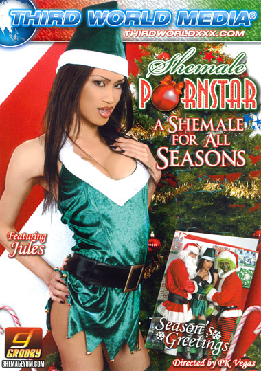 Shemale Pornstar - A Shemale For All Seasons (2010) - TS Vanity