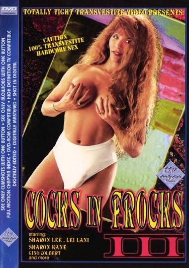 Cocks In Frocks 3 (2000) - TS Leilani, Sharon Lee