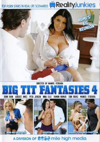 Big Tit Fantasies 4 (2015) - Peta Jensen, Nina Elle