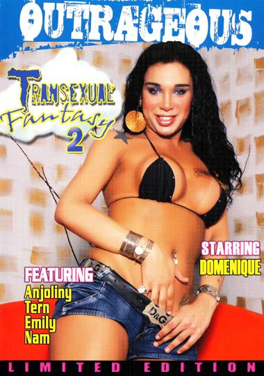 Transexual Fantasy 2 (2008) - TS Tern, Anjoliny Bysmark